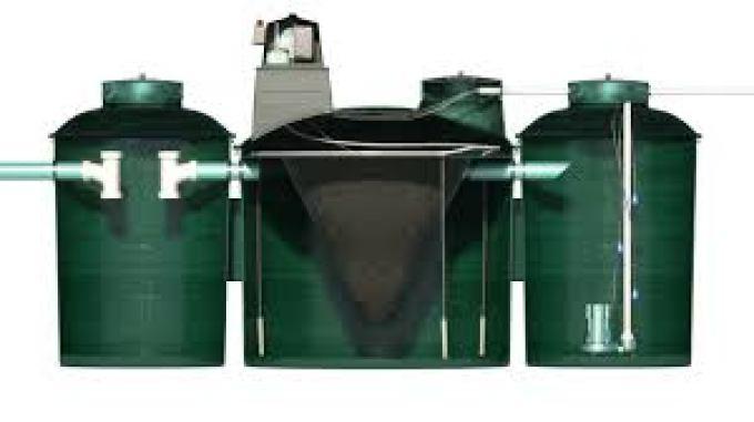 alternative septic system