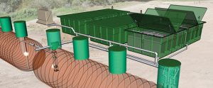 commercial wastewaer treatment systems