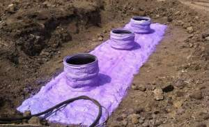 insulated septic tank