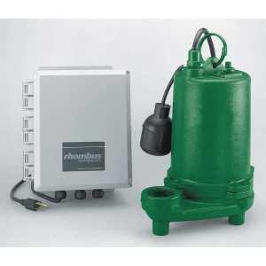 effluent pump