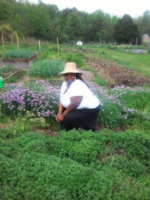 The Quintessential Black Farmer: Sista Sophia and Lady Buggs Farm