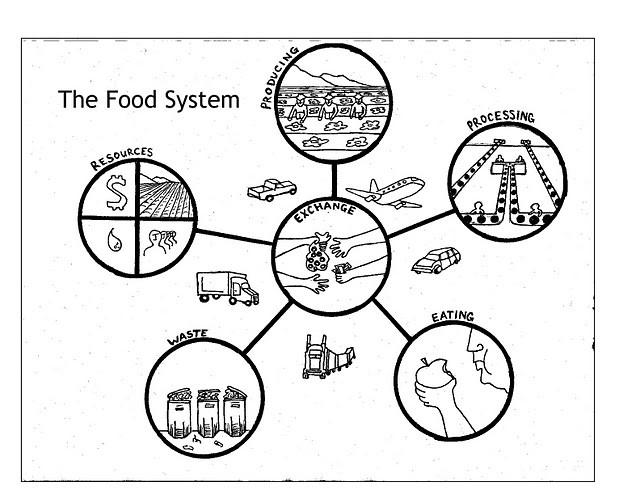 Tompkins County Food Policy Council update