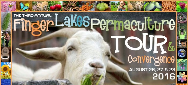 Third Annual Finger Lakes Permaculture Tour Weekend