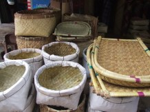 Beautifully woven Palmyrah products for sale