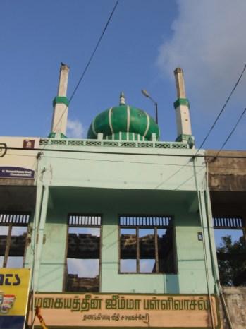 Muhaitheen Jumma Mosque in Chaavakachcheri,Jaffna Peninsula