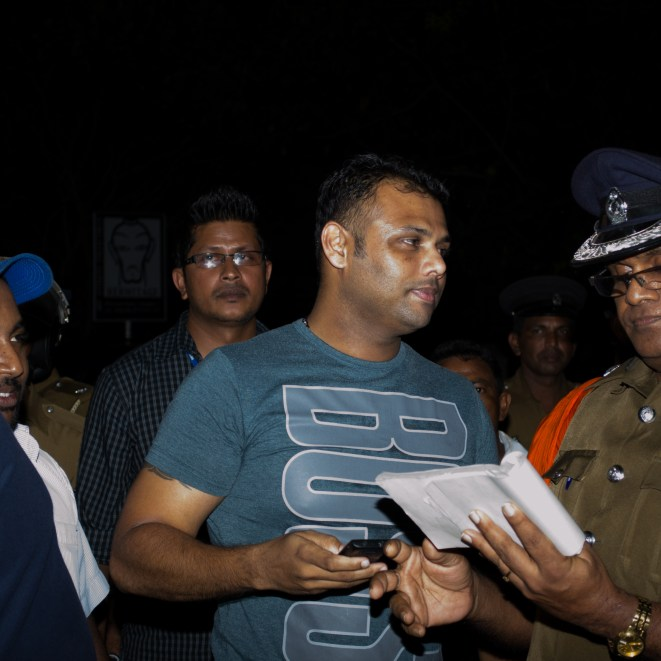 BBS and Police Join Forces
