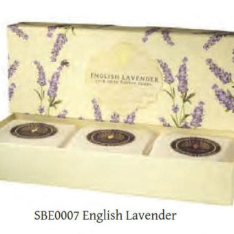 Traditional Gift Box Hand Soaps