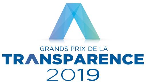 Logo Prix de la Transparence