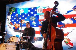 Inauguration jazz mairie du Xéme