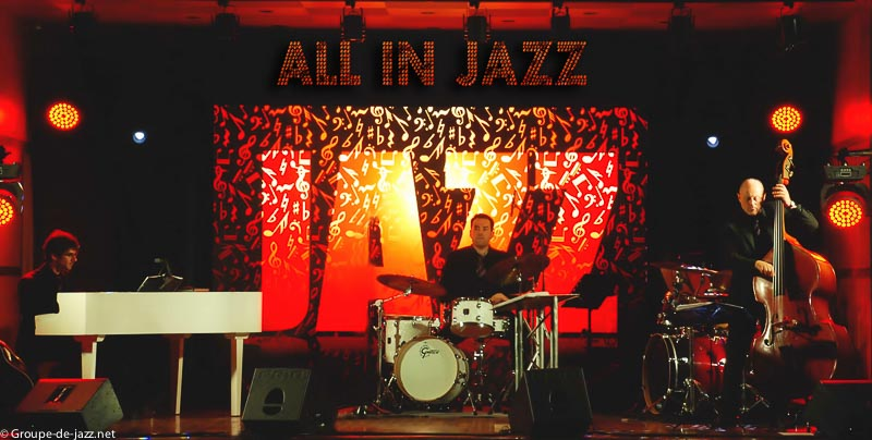 All in Jazz quartet