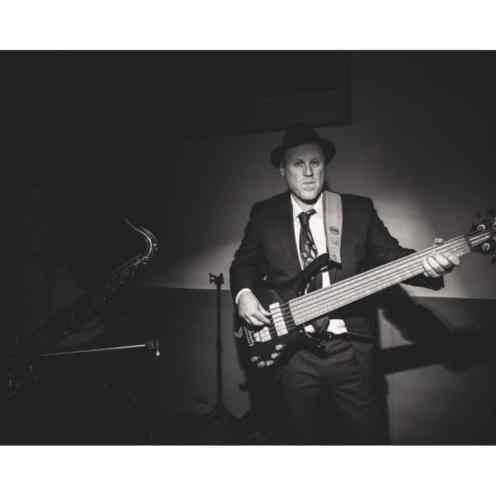 Groupe de jazz photos mariage : Eric