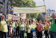 Bénévoles et salariés d'Oxfam France unis pour porter leur voix !