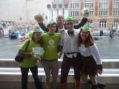 Happening place Beaubourg  sur la Taxe sur les transactions financières !