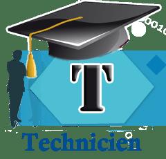Formation professionnelle, Technicien