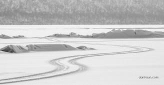 Ice Heaves - Lake Pepin