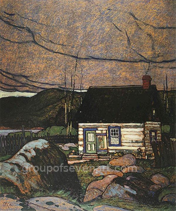 A Northern Home 1915