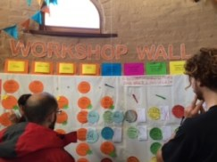 workshop-wall-at-commonground-festival