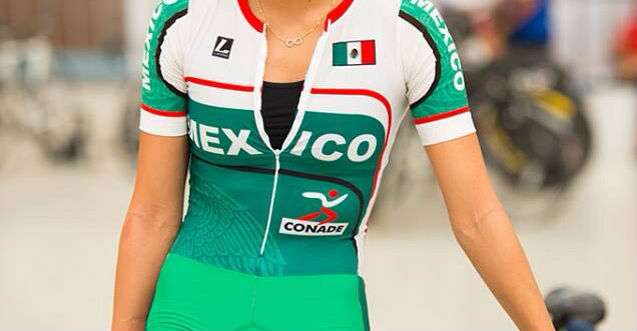 Mexico cyclist for a Cinco de Mayo spinning music playlist