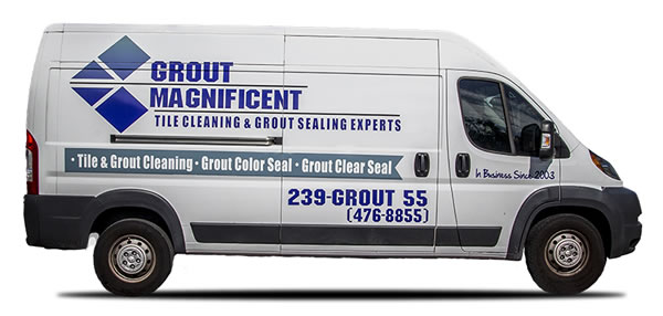 tile grout cleaning professional