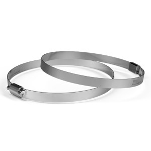 Duct Clamp 6 inch 2 pack product image
