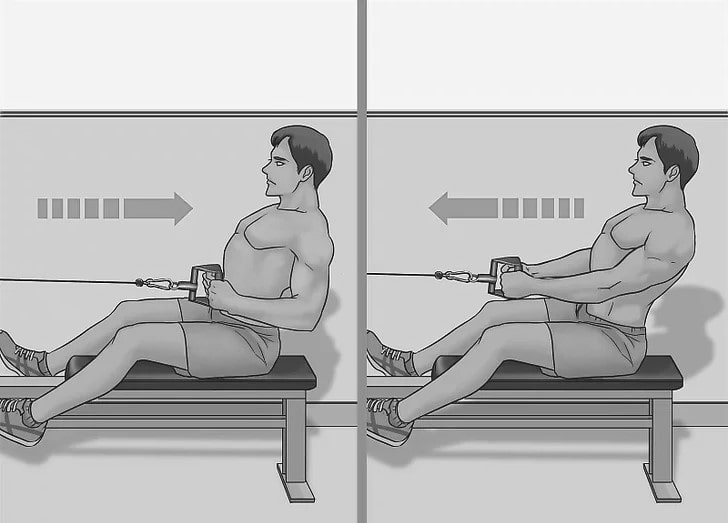 How To Do Cable Row?