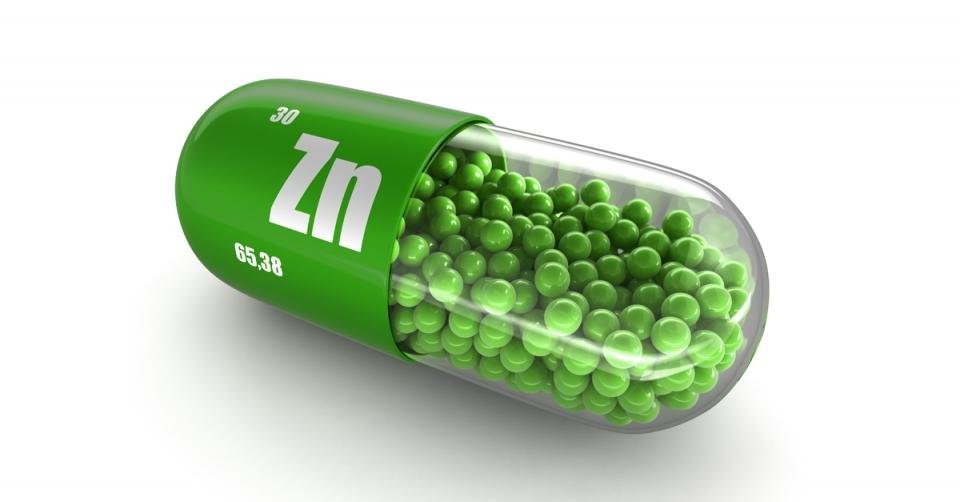 Pay Attention to Zinc Consumption
