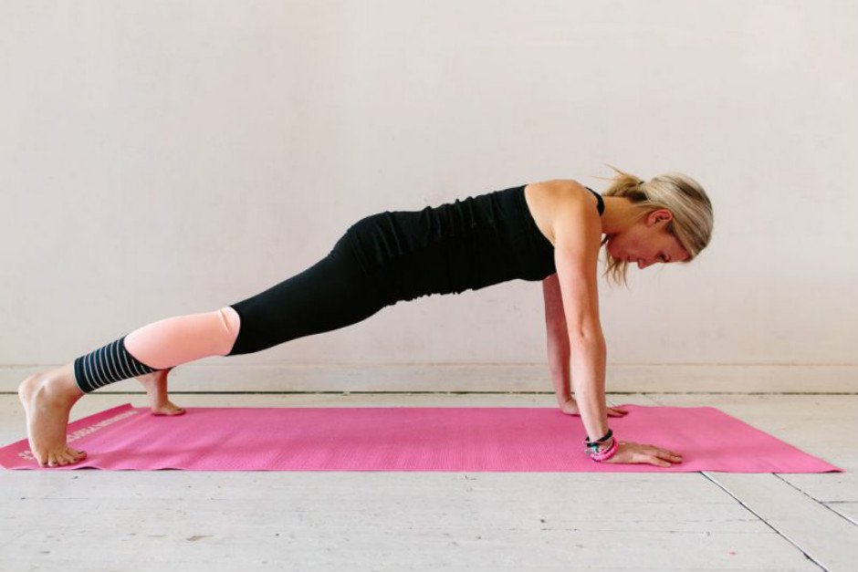 What is Plank Exercise or wood movement?