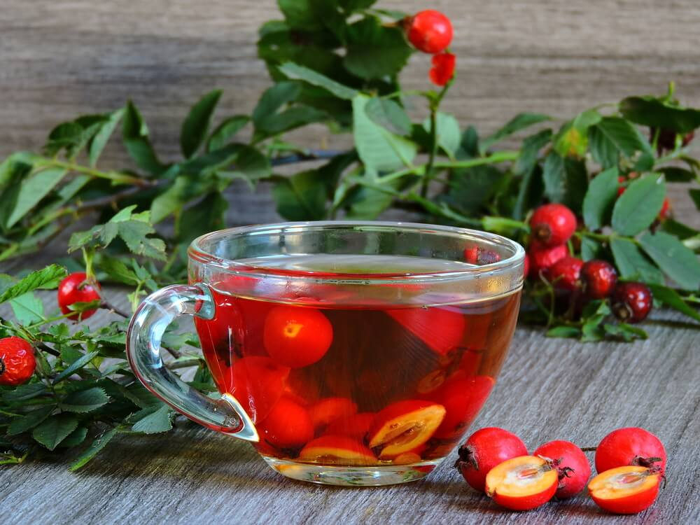 What are the benefits of hawthorn tea?