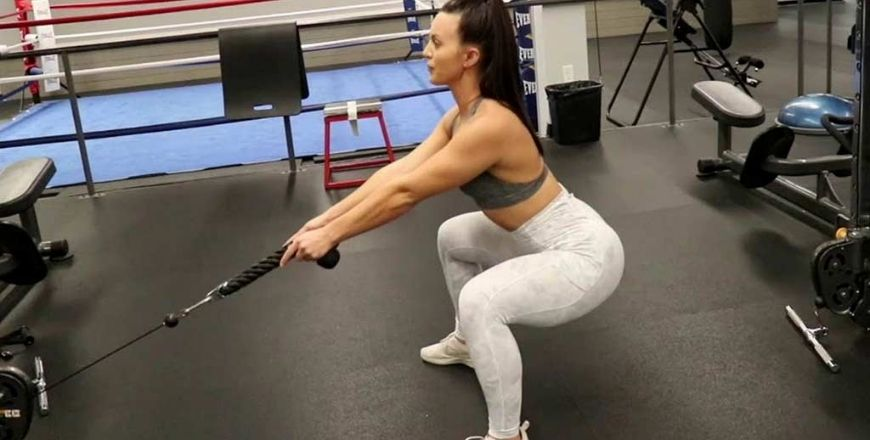 Top 10 Best Cable Machine Exercises for Legs and Glutes
