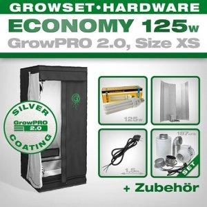 Growbox Komplettset Growpro 2.0 XS