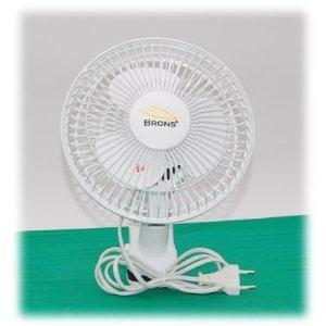 Growbox Ventilator der Marke Brons