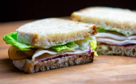 Pick Me Up American Standard Sandwich