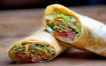 Pick Me Up Vegeterranean Sandwich