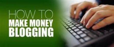 blogging niche - how to make money