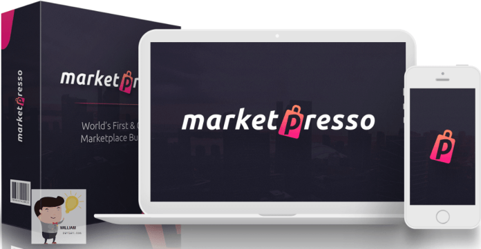 MarketPresso 2.0 Review Step What is it