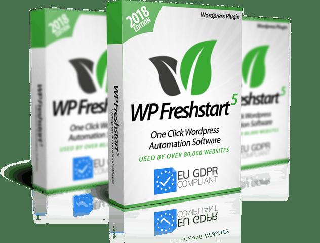 WP Freshstart 5