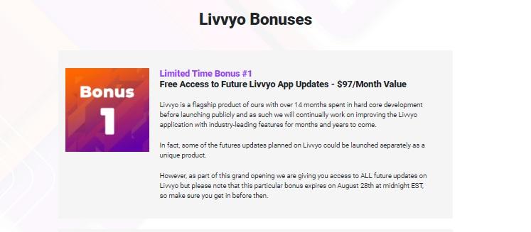livvyo - bonus 1