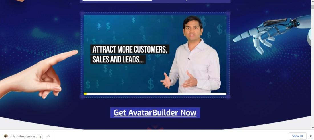 avatarbuilder founder
