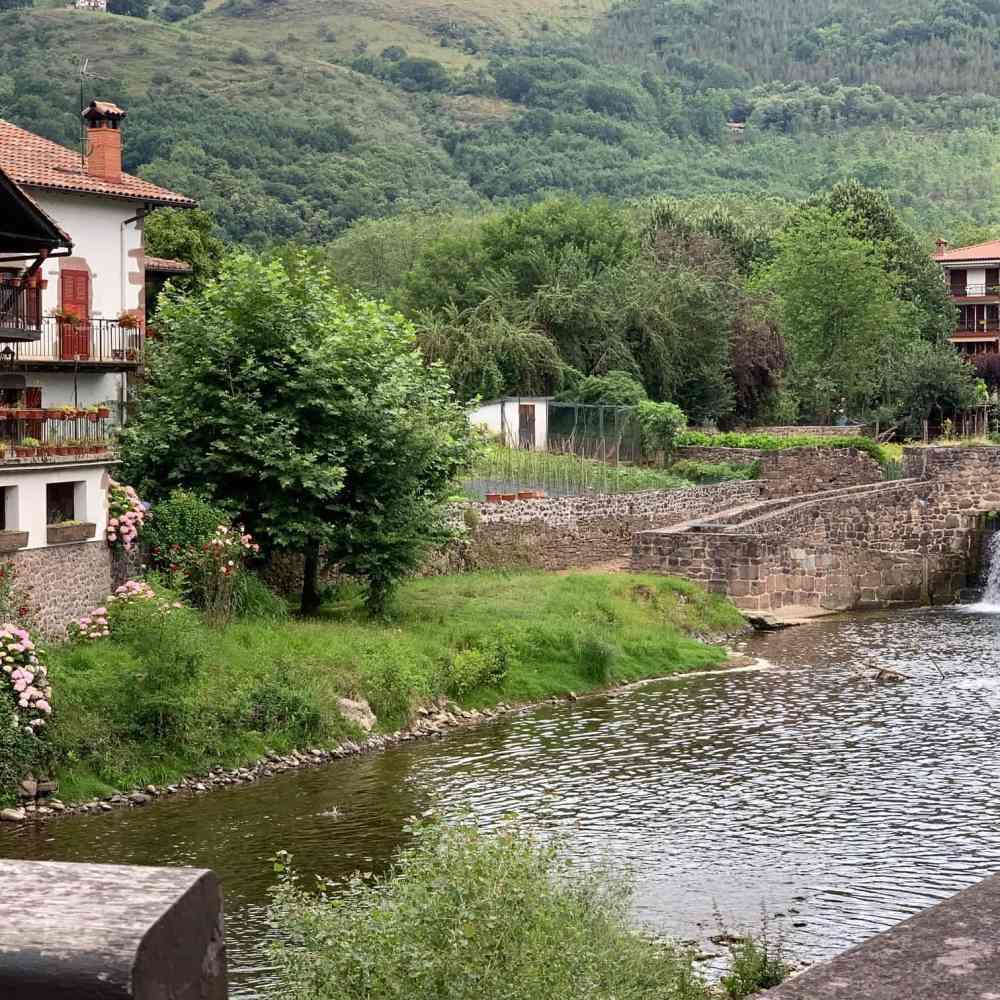 Elizondo Navarre Basque Country