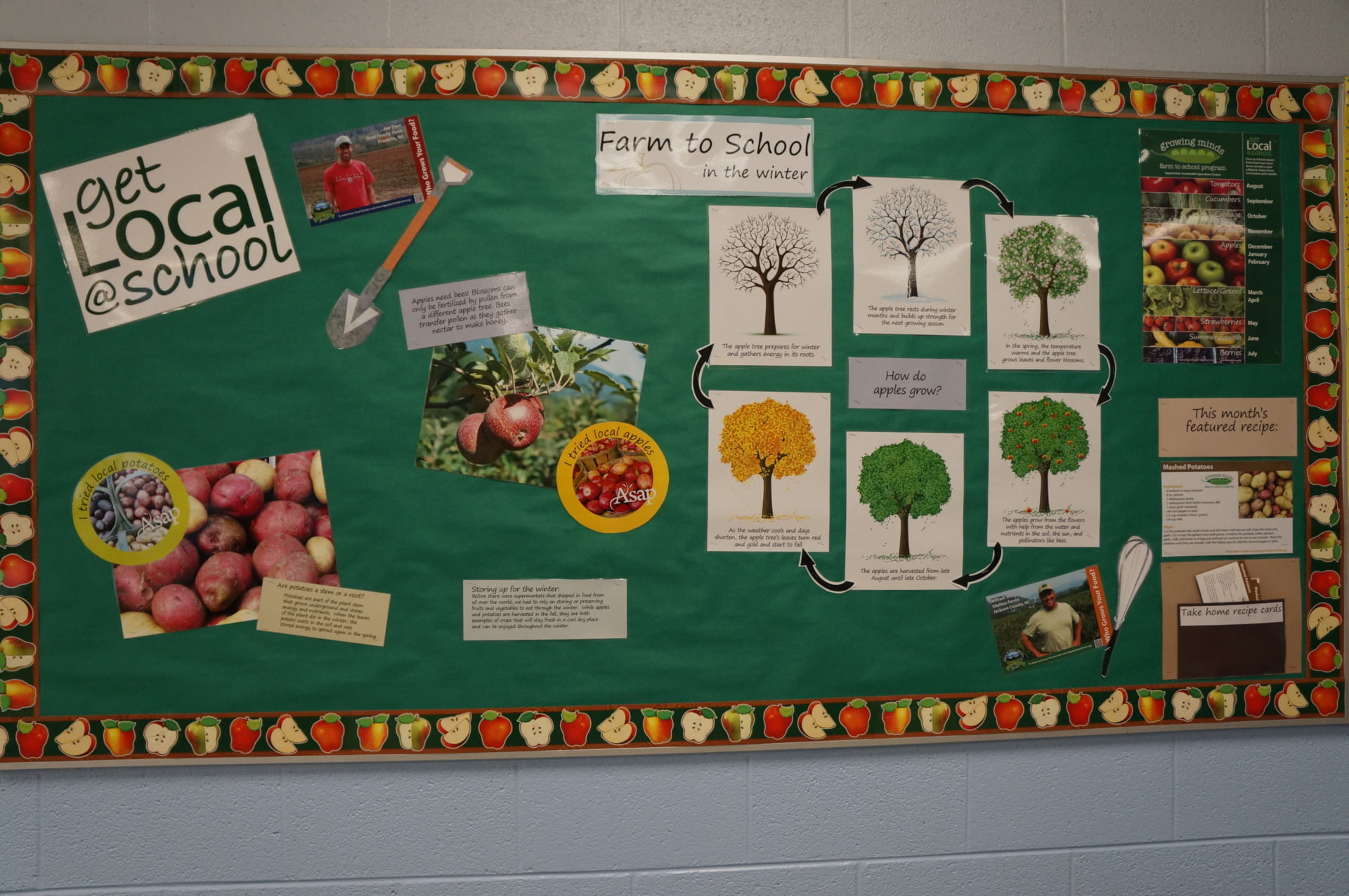 Parent Information Bulletin Boards