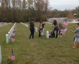 Veterans Day 2015 Wednesday Home School Group