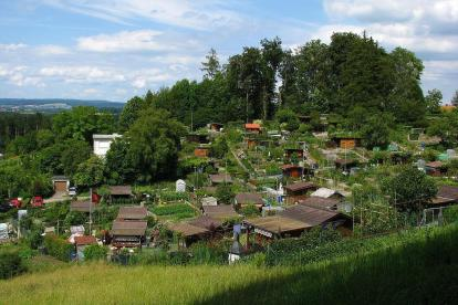 Allotments in Switzerland
