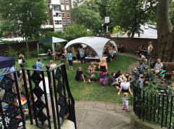 Back Garden (families and some Workshops etc
