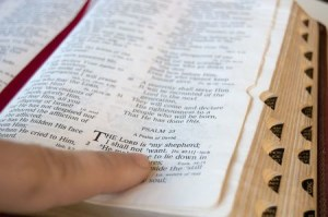 Discipleship Study - Knowing God - Psalm 23: 1-6  - My Shepherd - Growing As Disciples
