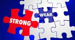 Discipleship Study - Rhythms - 2 Corinthians 12:10 - Weak - Strong - Growing As Disciples