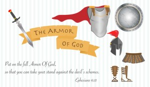 Discipleship Study - Therefore - Ephesians 6:10-13 - Take Up The Whole Armor Of God - Growing As Disciples
