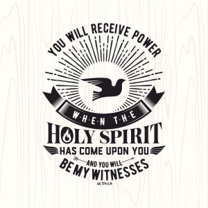 Discipleship Devotional Study Guide - Holy Spirit - Acts 1:8 - My Witnesses - Growing As Disciples