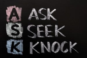 Discipleship Devotional Study Guide - Promises - Day 6 - Mathew 7:7-8 - Ask - Growing As Disciples