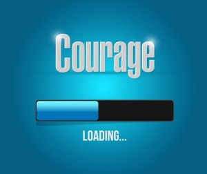 Discipleship Devotional Study Guide - Promises - Day 128 - Acts 4:13 - Saw The Courage - Growing As Disciples