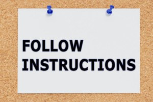 Discipleship Devotional Study Guide - Promises - Day 177 - Psalm 119:1-8 - Follow The Instructions - Growing As Disciples